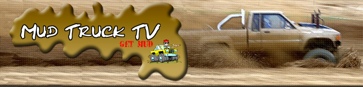 Links to other pages like Mud Truck TV and Superlift Offroad Park.