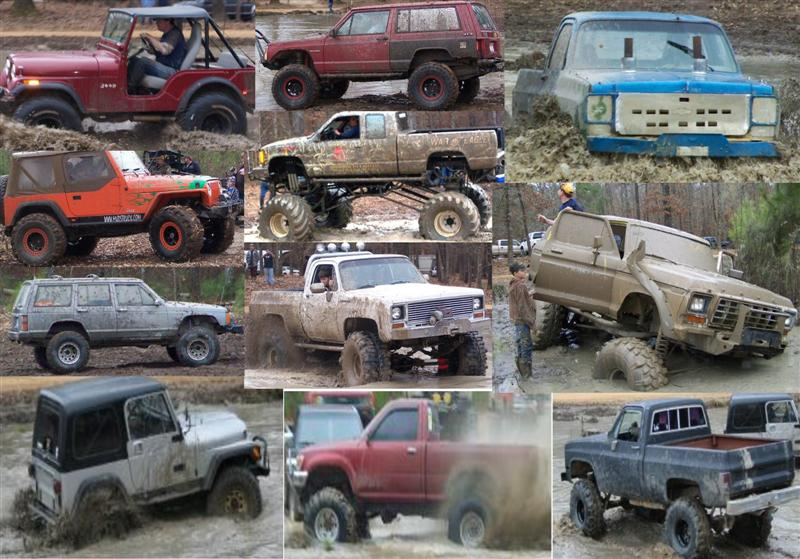 Arkansas Mud Trucks from Mudstruck.com. Mud rides that we have been to.