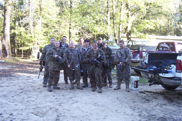 Arkansas Paintball brought to you from MudStruck members.