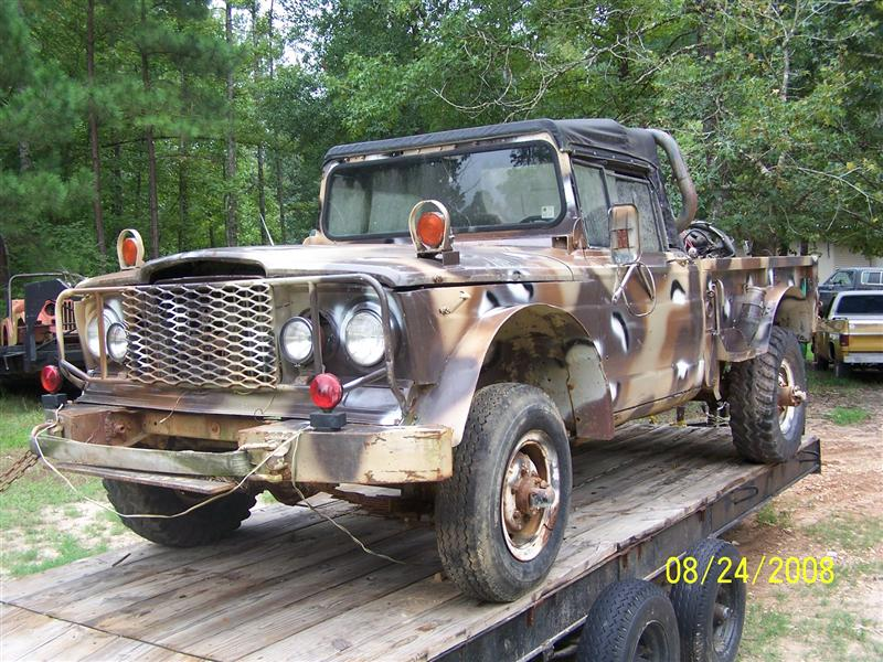 Kaiser Jeep Project